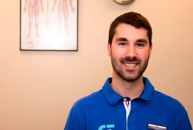Victor Posada Franco, Unidad de Fisioterapia